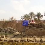 Vila Faraônica (Cairo) - Construção