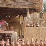 Vila Faraônica (Cairo) - Vasos