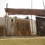 Vila Faraônica (Cairo) - Pinturas