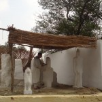 Vila Faraônica (Cairo) - Escultura
