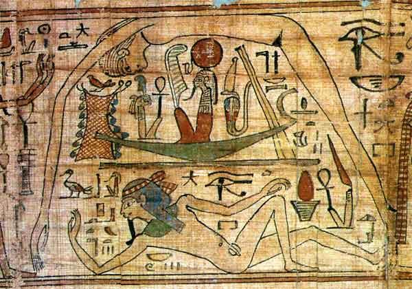"""Como foi visto no link""""Religião Egípcia"""", a quantidade de deuses egípcios ao longo de toda a civilização era enorme, cada nomo possuía seus próprios deuses, […]"""