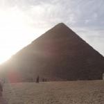 Grande Pirâmide - Acervo pessoal.