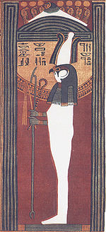 SOKAR: Era o deus de Saqqara, a necrópole da cidade de Mênfis. Sua adoração remonta do período pré-dinástico. Geralmente era representado como um homem mumificado […]
