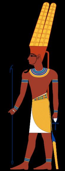 AMON ou AMUN: É o deus supremo do antigo Egito durante o novo reino. Era o deus principal da cidade de Tebas (atual Luxor) e […]