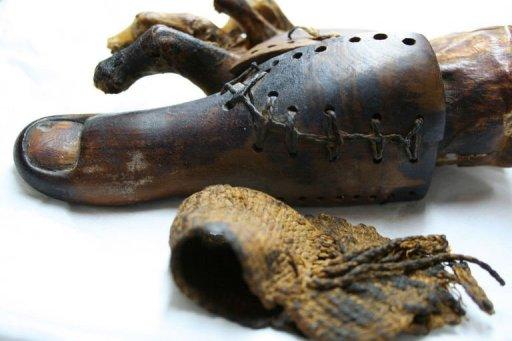 Um dedão artificial muito bem preservado, encontrado preso em restos mumificados de uma mulher egípcia, é a prótese funcional mais antiga já encontrada, anunciaram especialistas […]