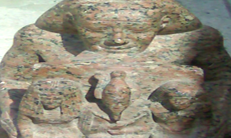 A inspeção ordenada pelo Ministério de Estado para assuntos de antiguidades em uma estátua de granito vermelho recém-recuperada revela que é um artefato original datado […]
