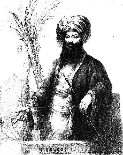 Giovanni Battista Belzoni foi engenheiro e explorador de antiguidades egípcias. Nasceu em 1778 d.C. na cidade de Pádua, na Itália, e faleceu em uma vila […]