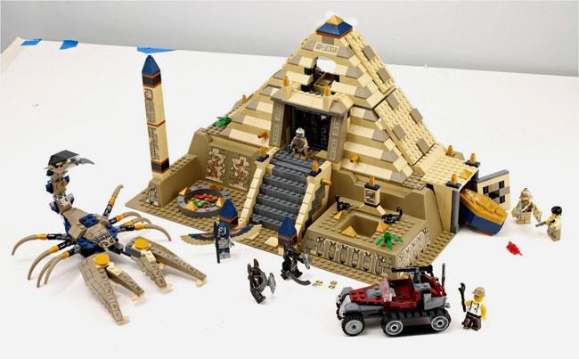 Lego apresenta experiências inéditas na terra dos Faraós. Marca dinamarquesa traz ao Brasil seis lançamentos da nova linha Pharaoh's Quest, desvendando todo o universo imaginário […]