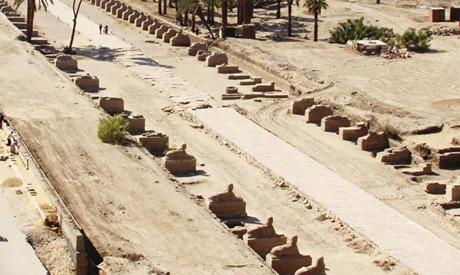 A avenida das esfinges que ligava Luxor aos templos de Karnak será aberto ao público em outubro. Após cinco anos de trabalho duro, a avenida […]