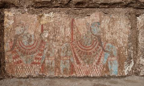 A coleção de blocos pintados utilizados na construção do Templo do Rei Osorkon II foram descobertos em San El-Hagar. Durante trabalhos de escavação de rotina, […]
