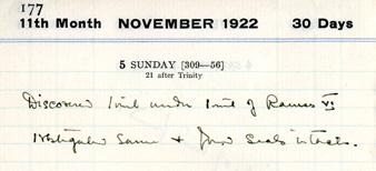 Há exatos 92 anos atrás, Howard Carter encontrava os primeiros degraus que dariam acesso a tumba do faraó menino. 4 de novembro de 1922 marcava […]