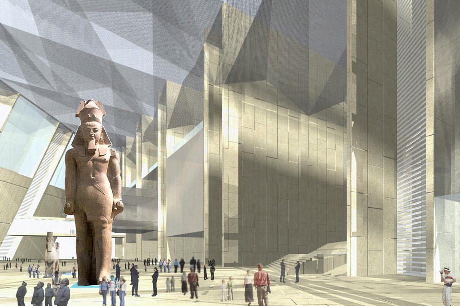 O Ministro do Estado egípcio para antiguidades, Mohamed Ibrahim iniciou o lançamento da terceira fase de construção do planejado Grande Museu Egípcio (GEM) na terça-feira. […]