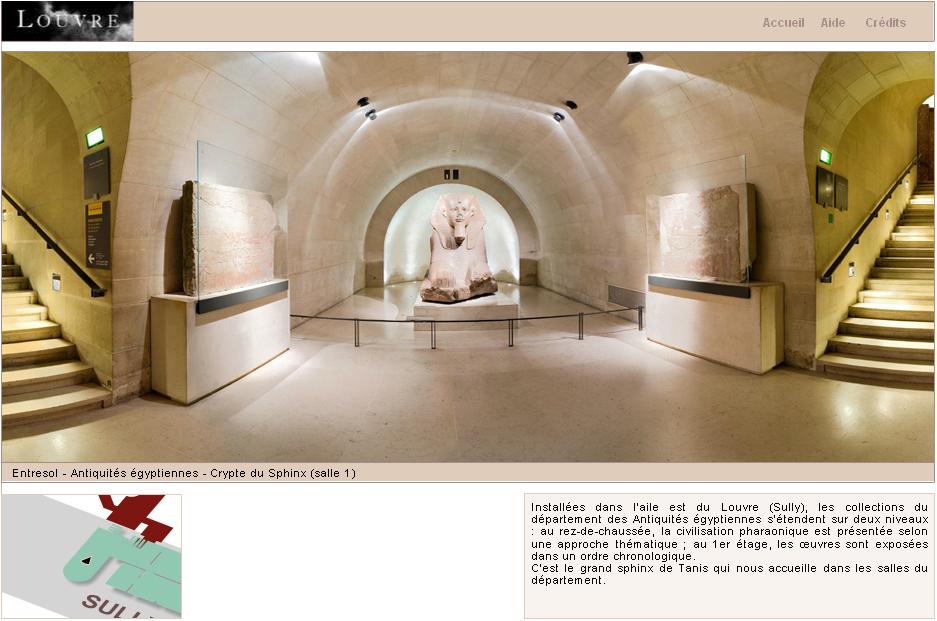 O museu do Louvre na França oferece uma Tour virtual por boa parte da coleção egípcia. Com uma navegação simples, é possível conhecer o acervo […]