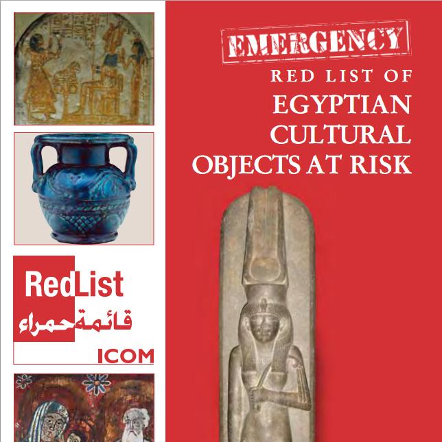 O conselho internacional de museus publicou uma lista de artefatos que podem aparecer ilegalmente em leilões de objetos egípcios. A lista encoraja museus, casas de […]