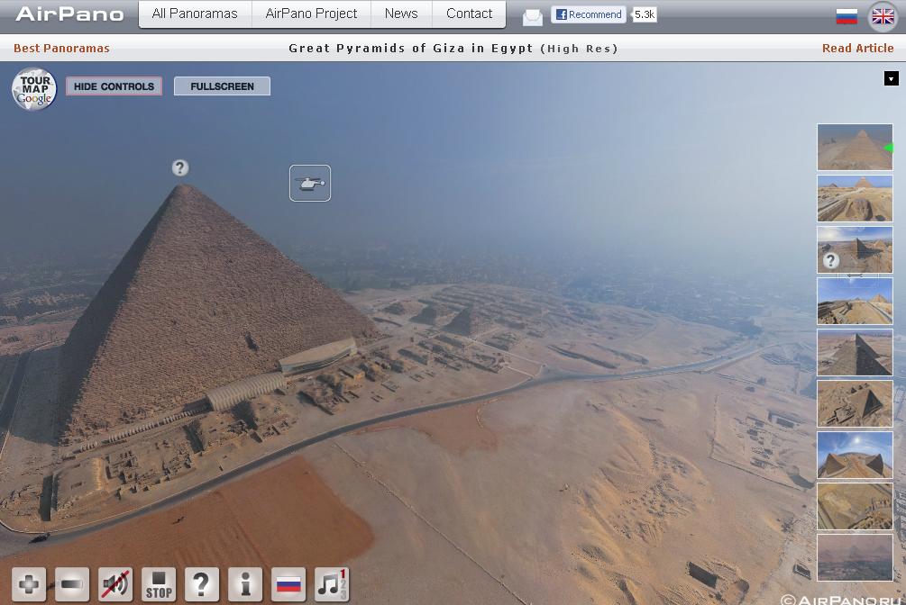 O airpano.com é um site que conta com um sistema de imagens para gerar visões em 360 graus de um ambiente. Diferente de outros sites […]