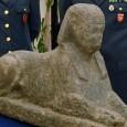 Uma escultura em granito de uma esfinge egípcia que quase terminou no mercado negro de antiguidades está sendo destinada ao museu de Roma. O fiscal […]