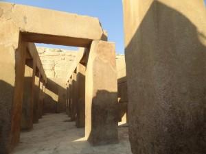 Templo do Faraó Khafre..