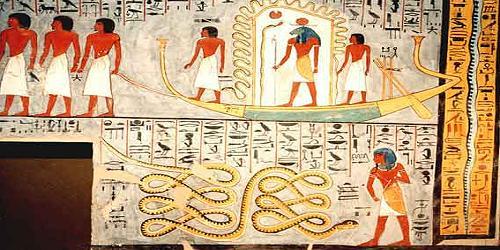 Os barcos sagrados do deus sol Ré (Ra), conhecidos como barcas solares, são chamados de Mandjet e Mesektet. O Mandjet era o barco que Rá […]