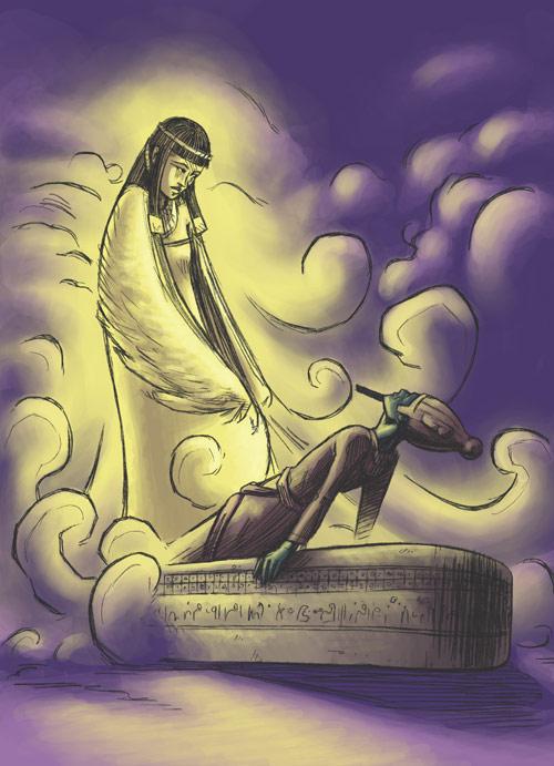 Foi uma das principais crenças religiosas egípcias e fazia parte dos ritos funerários. Nenhuma cópia completa do mito egípcio de Ísis e Osíris existe, mas […]