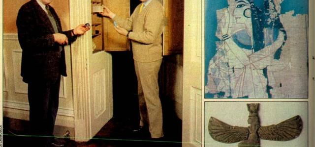 A revista VEJA de 16 de março de 1988 trouxe ao Brasil um novo capítulo sobre os tesouros de Tutankhamun, descobertos em 1922 por Howard […]