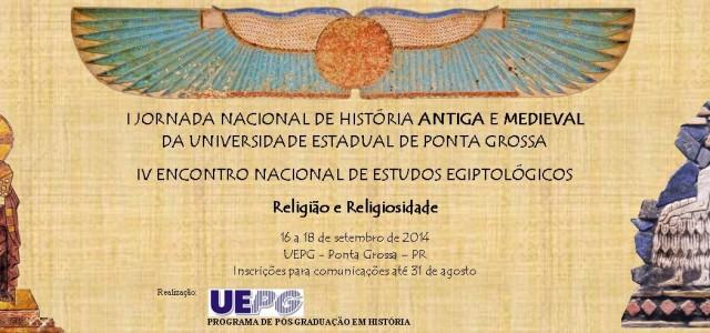 TEMA: Religião e Religiosidade Informações: (https://www.facebook.com/events/1517838275101167/)  CRONOGRAMA: 16/09 ***10h Credenciamento e inscrição de ouvintes; ***14h Abertura da Jornada Nacional; ***14h30 Conferência – Profa. Dra. […]