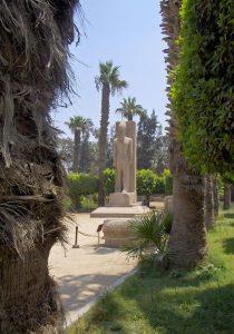 Sítio arqueológico de Mit Rahina - Acessado de: http://www.lazypalace.com/10-amazing-lost-cities/.