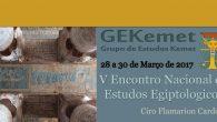 O Grupo de Estudos Kemet (GEKemet), responsável pela coordenação dos estudos acadêmicos sobre o Egito Antigo na Universidade Federal Fluminense (UFF) e o Centro de […]