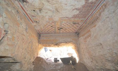Uma missão japonesa da Universidade de Waseda descobriu um túmulo particular na necrópole de Tebas em Luxor, disse Mahmoud Afifi, chefe do Departamento de antiguidades, […]