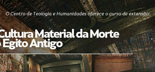 """O Centro de Teologia e Humanidades da Universidade Católica de Petrópolis, UCP, oferecerá o curso """"A Cultura Material da Morte no Egito Antigo"""" entre os […]"""