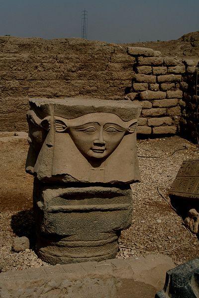 hathor antigo egito site